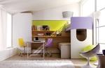 стабилни луксозни младежки стаи авторски дизайн