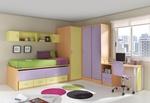 Индивидуална детска стая за момиче София