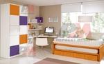 модерни мебели по индивидуален проект за деца